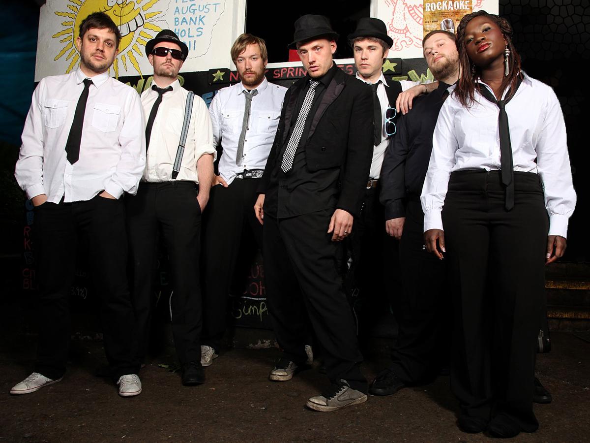 Promo Moonstomp Ska Band West Yorkshire