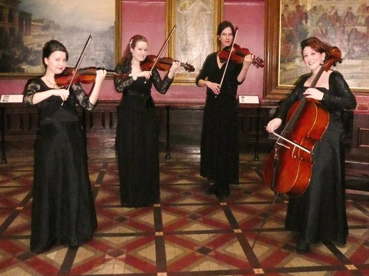 Promo Andante Quartet String Quartet West Midlands