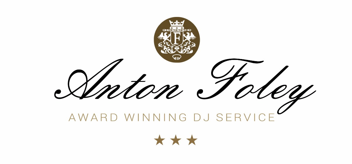 Promo Anton Foley Wedding DJ Lymm, Cheshire