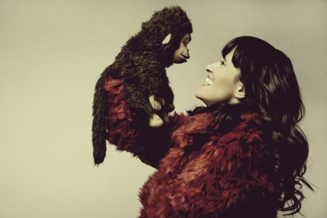 Promo Nina Conti Comedian London