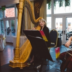 Promo Nocturne Harp and Cello Duo Powick, Worcestershire