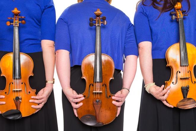 Promo North East Strings String Quartet Northumberland