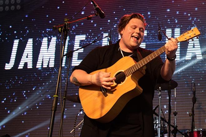 Promo Northern Jamie Singer Guitarist Northumberland
