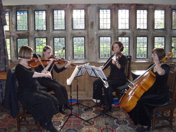 Promo Northlights String Quartet West Yorkshire