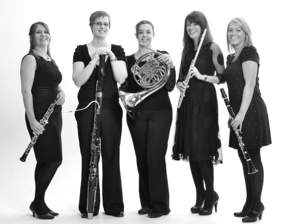Promo Note Ability Classical Wind Quintet West Midlands