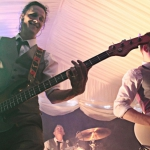 Promo The Hi-Fi Club Rock and Pop/ Indie Trio West Yorkshire