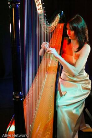 Promo OL Harp (Harpist) Harpist Cheshire