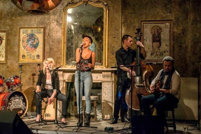 Promo Echoes Acoustic Band London