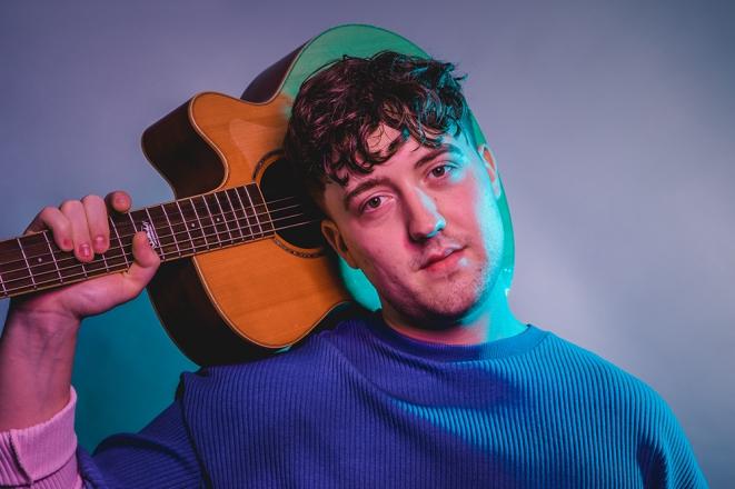 Promo Oliver Joseph Singer Guitarist Derbyshire