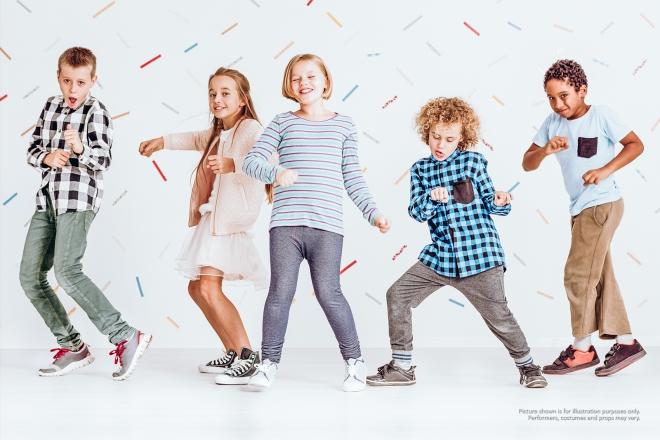 Promo Online Dance Workshop Party Online Kids Party Staffordshire