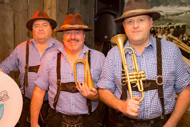 Promo Oompah Trio Oompah Band Hampshire
