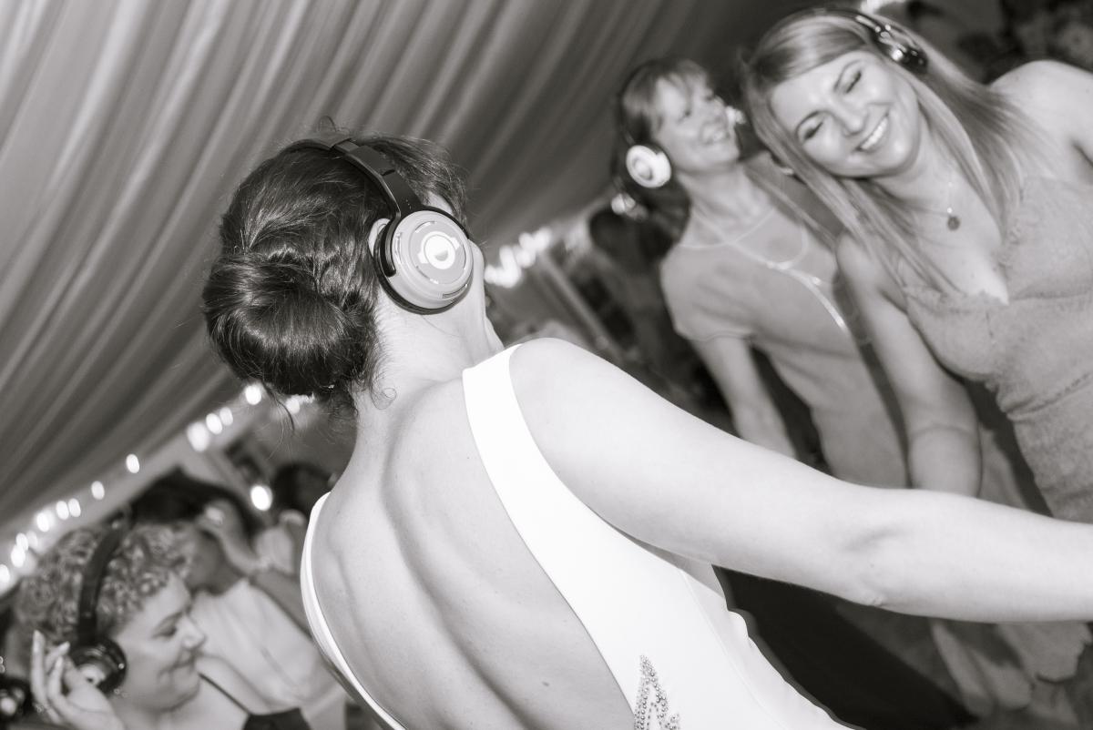 Promo Silent Disco UK  Cardiff, Glamorgan