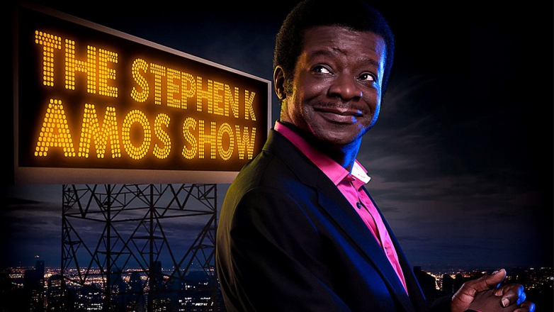 Promo Stephen K Amos Comedian Lincolnshire