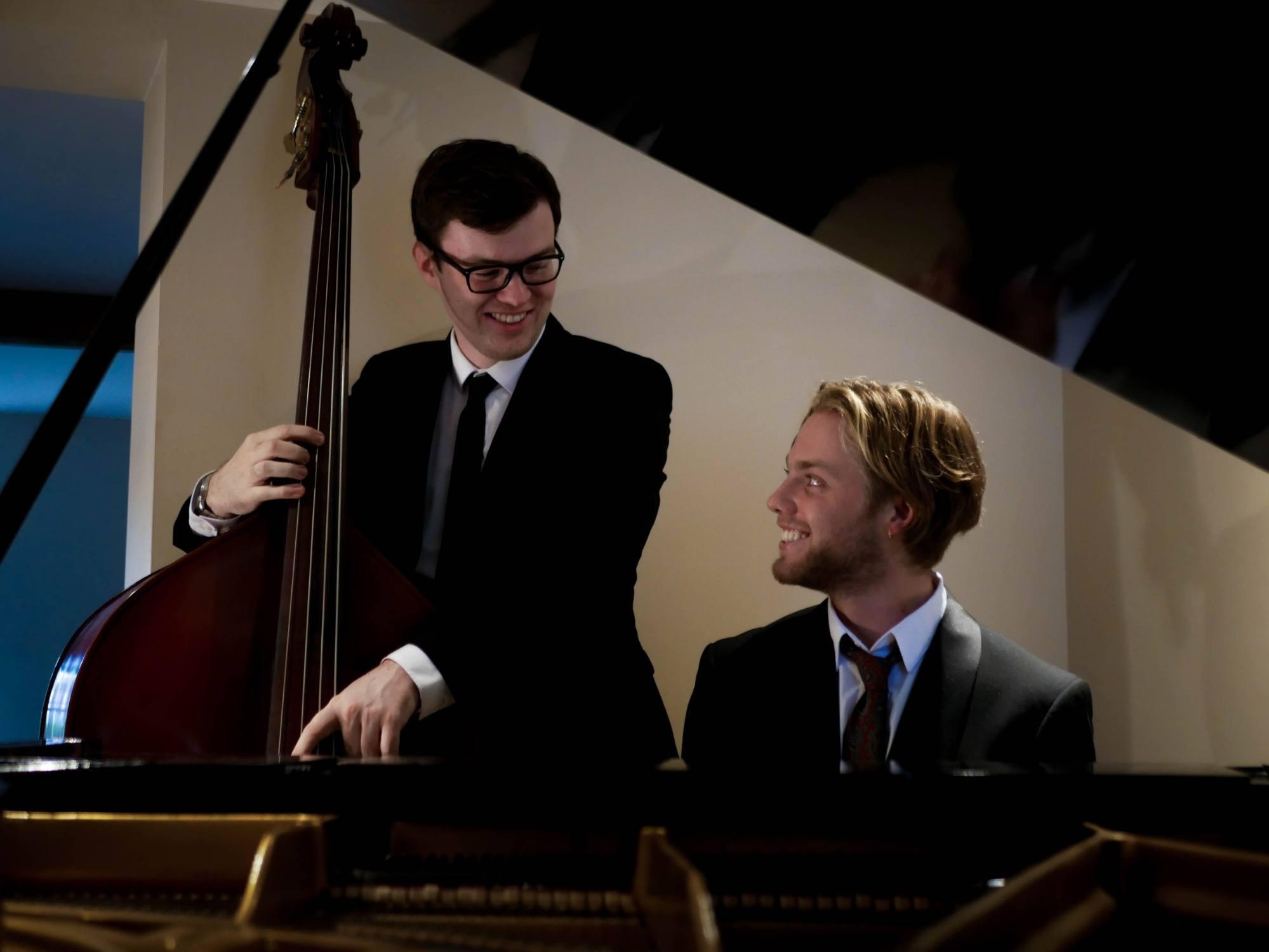 Promo Take Two Jazz Duo London