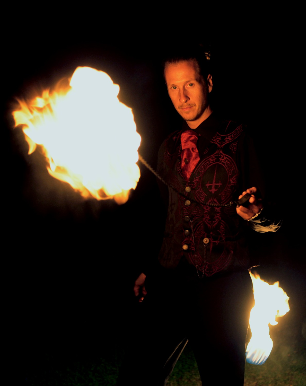 Promo Fire Specialist Vulcan Fire Performer Hertfordshire