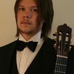 Promo Pablo J Guitarist Classical Guitarist Northumberland