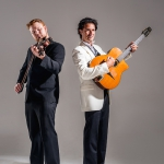 Promo Paris Swing Jazz/ Swing/ Latin Duo Leicester, Leicestershire