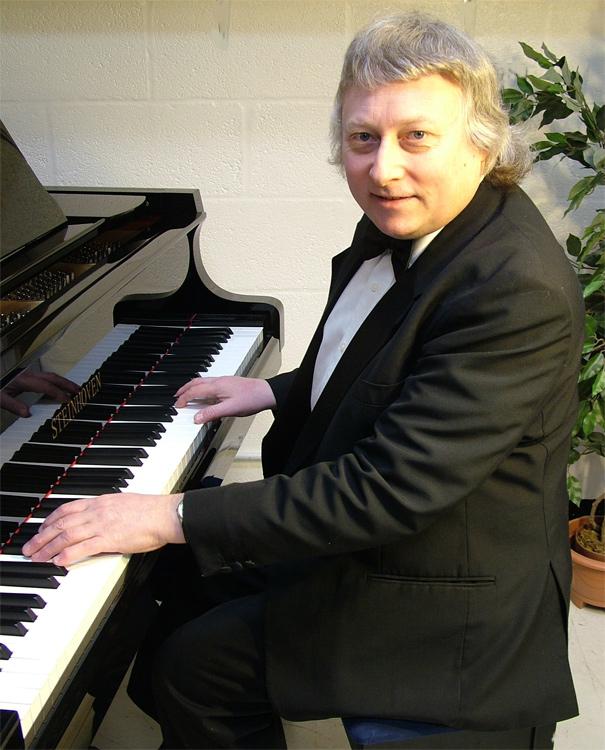 Promo Paul Jones Pianist Montgomery