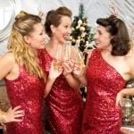Promo Santa Babes Vocal Harmony Trio Buckinghamshire