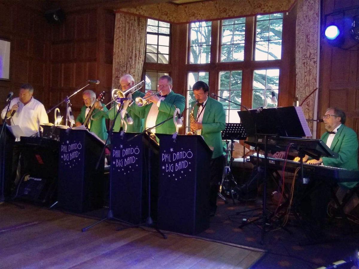 Promo PD Big Band Big Band Glamorgan
