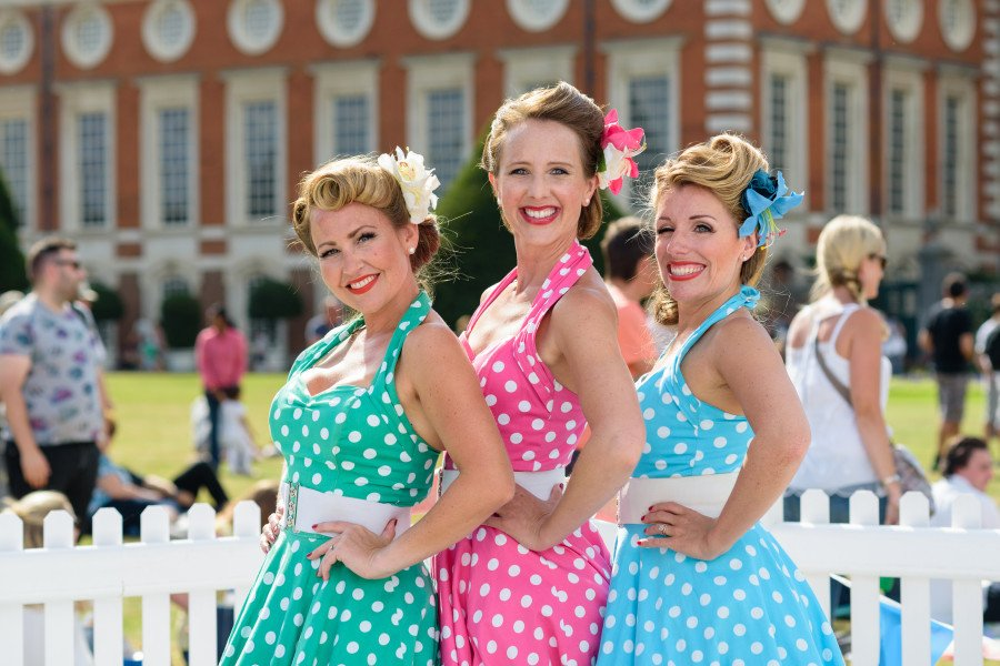 Promo The Sweet Arts Vocal Harmony Trio Buckinghamshire