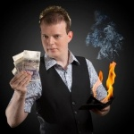 Promo PD Magic Magician Leeds, West Yorkshire