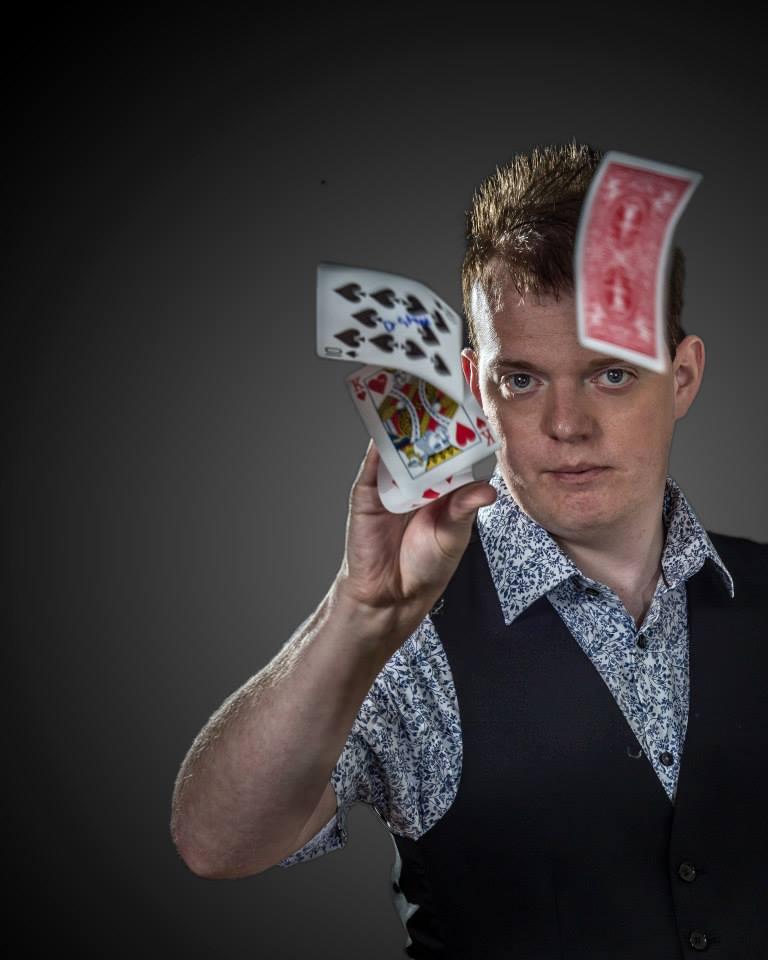 Promo PD Magic Magician West Yorkshire