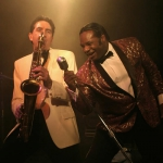 Promo Crusaders of Swing Rock n Roll Swing Band Bedfordshire