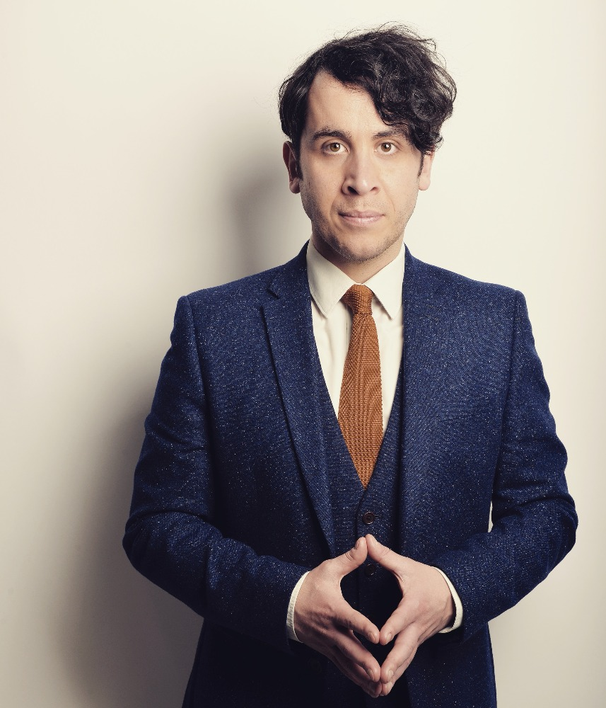 Promo Pete Firman Comedy Stage Magician London