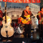 Promo (Bill Haley) Totally Haleys Comets  Huddersfield, West Yorkshire