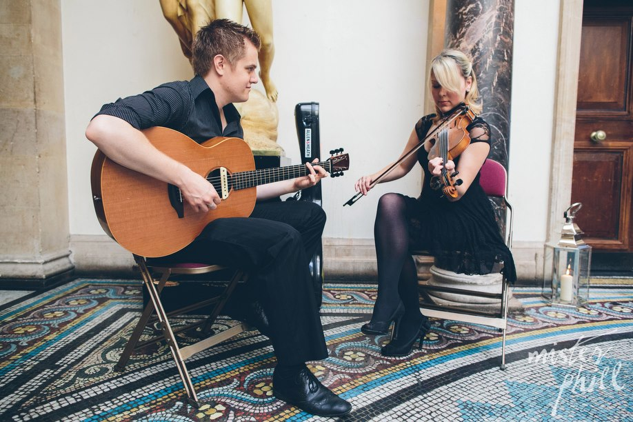 Promo Traditional Duo Irish / Folk Band London