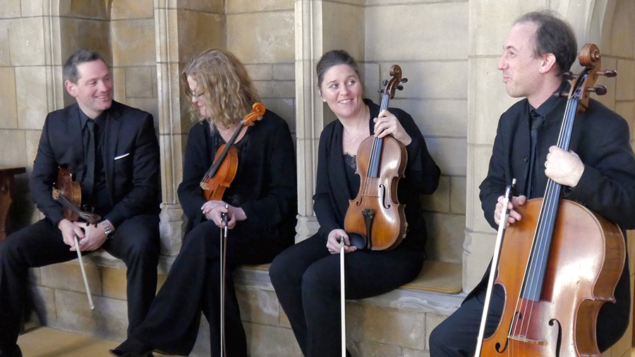 Promo Status Cymbal String Quartet London