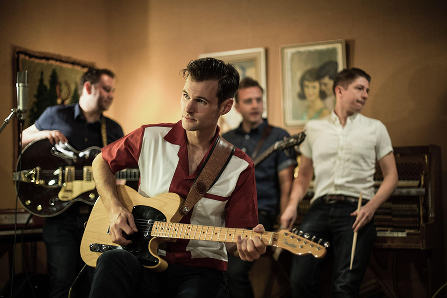 Promo 50s Explosion 50s Rock n Roll Tribute Band London