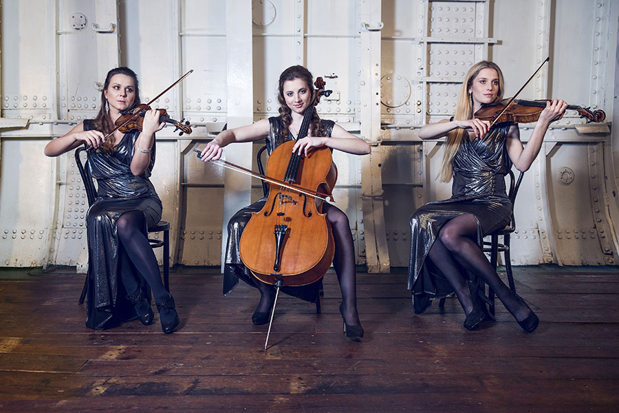 Garden String Quartet | String Quartet London | Alive Network