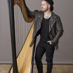 Promo Thomas (Harpist)  Hackney, London