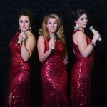 Promo Sixties Vixens Soul and Motown Vocal Trio Buckinghamshire