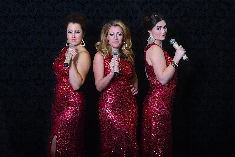 Promo Sixties Vixens  Buckinghamshire