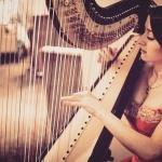 Promo Seana Harpist London