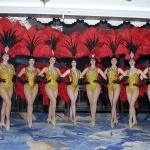 Promo The Show Girls Dancer Staffordshire