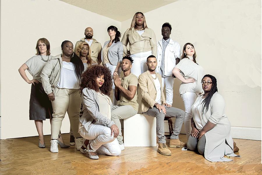 Promo Contemporary Vocal Collective Modern A Cappella Vocal Group / Rock Choir London