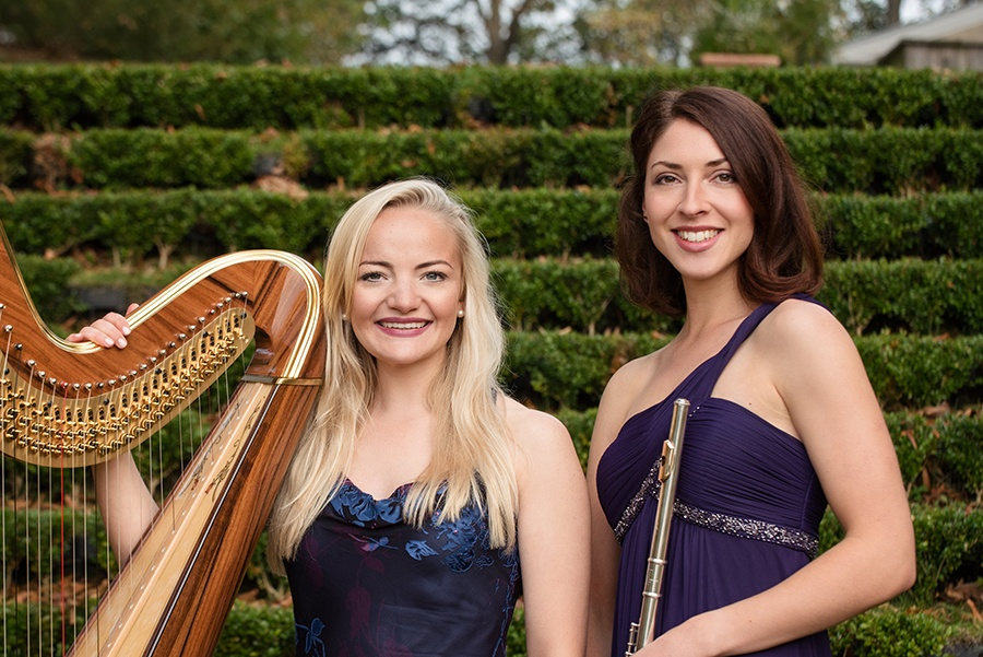 Promo Elysium Flute And Harp Duo Flute and Harp Duo. West Midlands