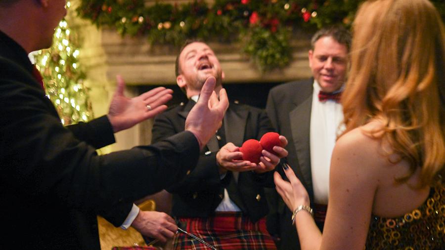 Promo Jody Comedy Magician Magician Edinburgh
