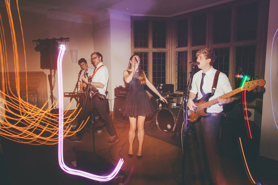 Off The Record | Rock and Pop Function Band East Sussex