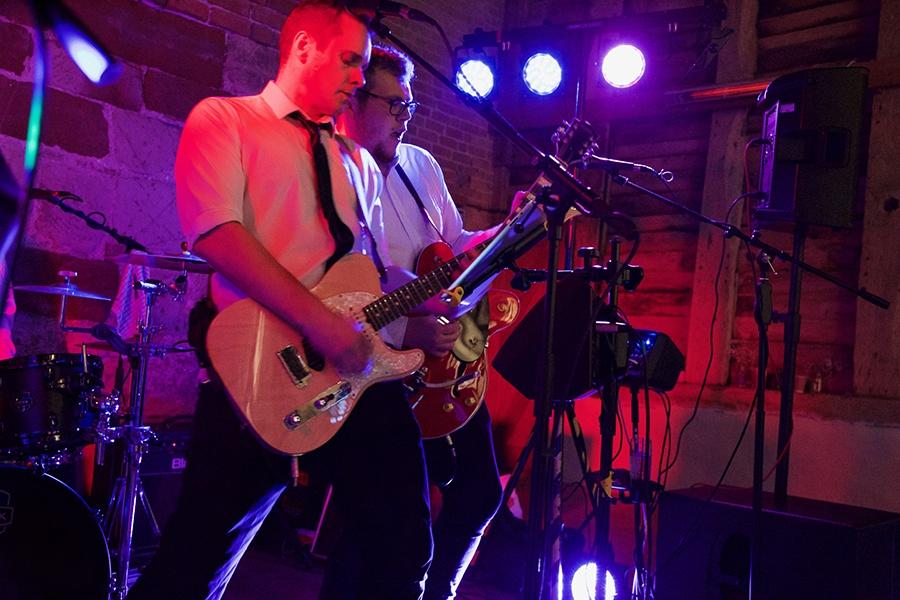 Promo Stargazer Function Band Staffordshire