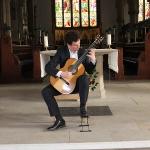 Promo Fin M Guitar Classical Guitarist London