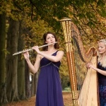 Promo Elysium Flute And Harp Duo  West Midlands