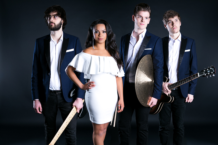 Promo The Groove Line Pop and Funk Band Leeds, West Yorkshire