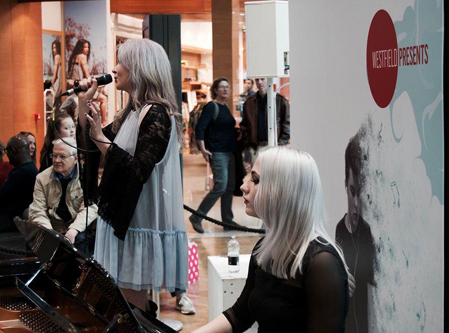 Promo The Jazz Girls Vocal/ Piano Duo Berkshire