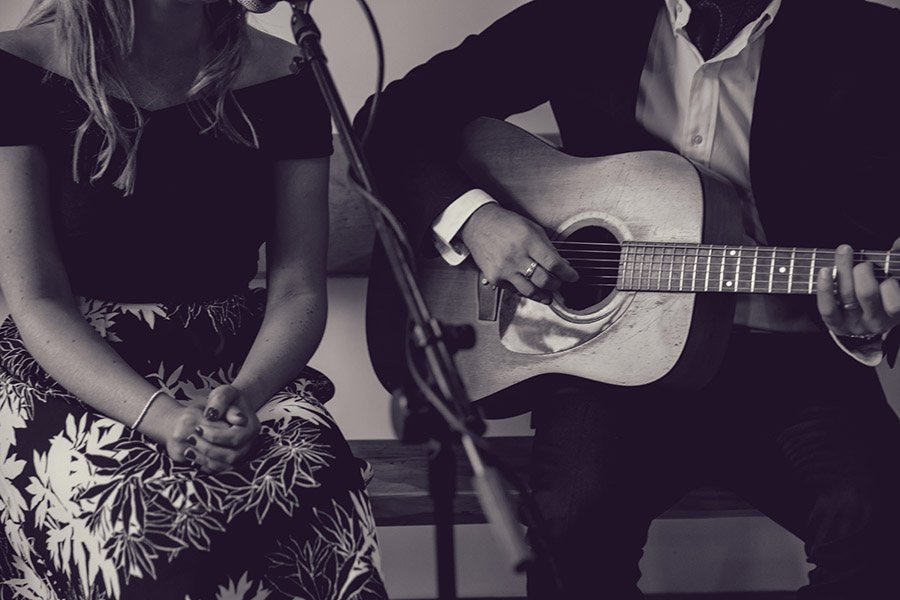 Promo The Anderson Duo Acoustic Duo Durham