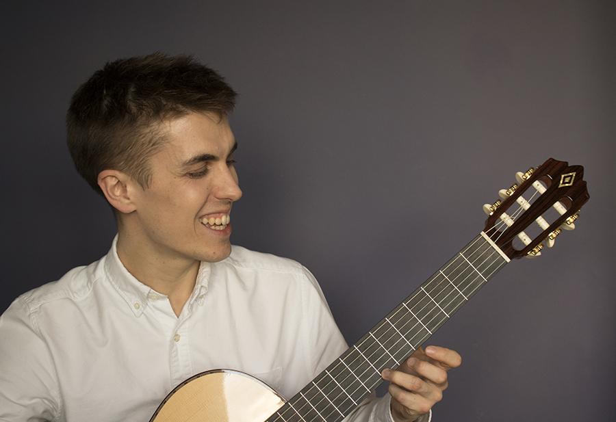Promo Alex Annand Classical Guitarist London